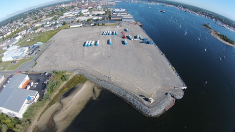 New Bedford Marine Commerce Terminal